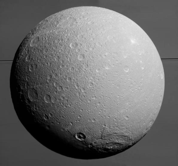 Dione, Aug. 2016