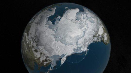 NASA visualization, winter 2016 - courtesy NASA Goddard Scientific Visualization Studio, C. Starr