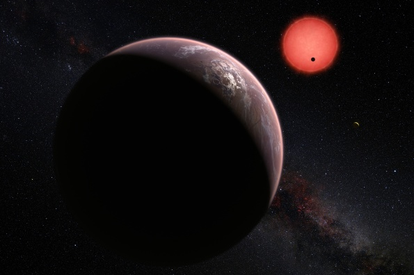 MIT - May 2016 - Earthlike exoplanets